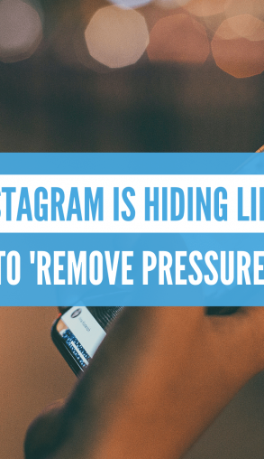 Hiding Instagram Likes