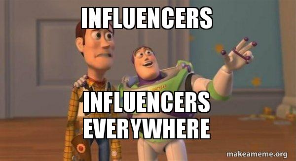 influencers-everywhere