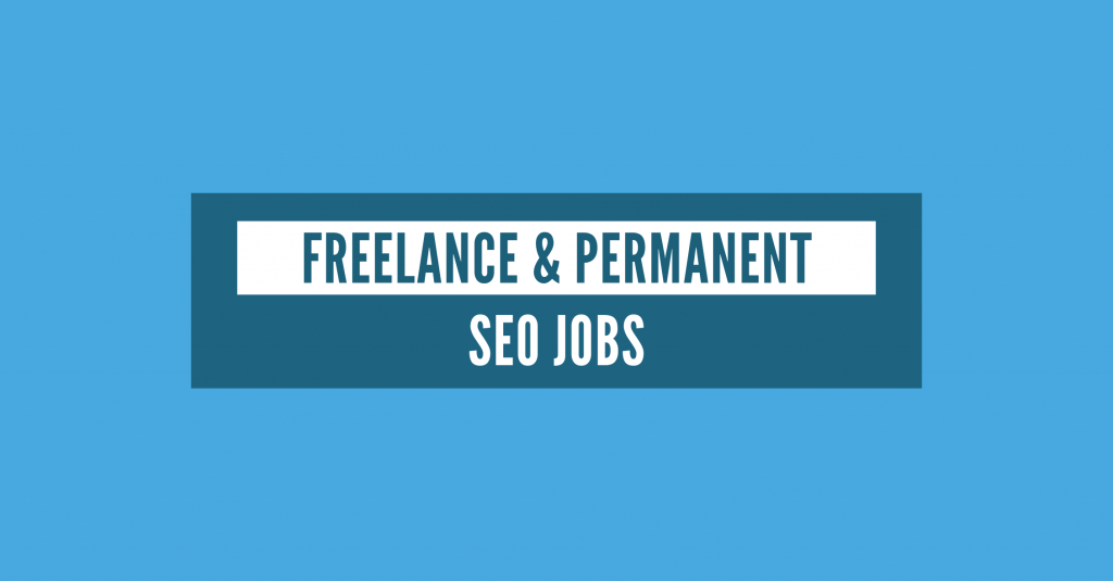 freelance seo jobs