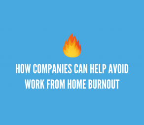 work from home burnout