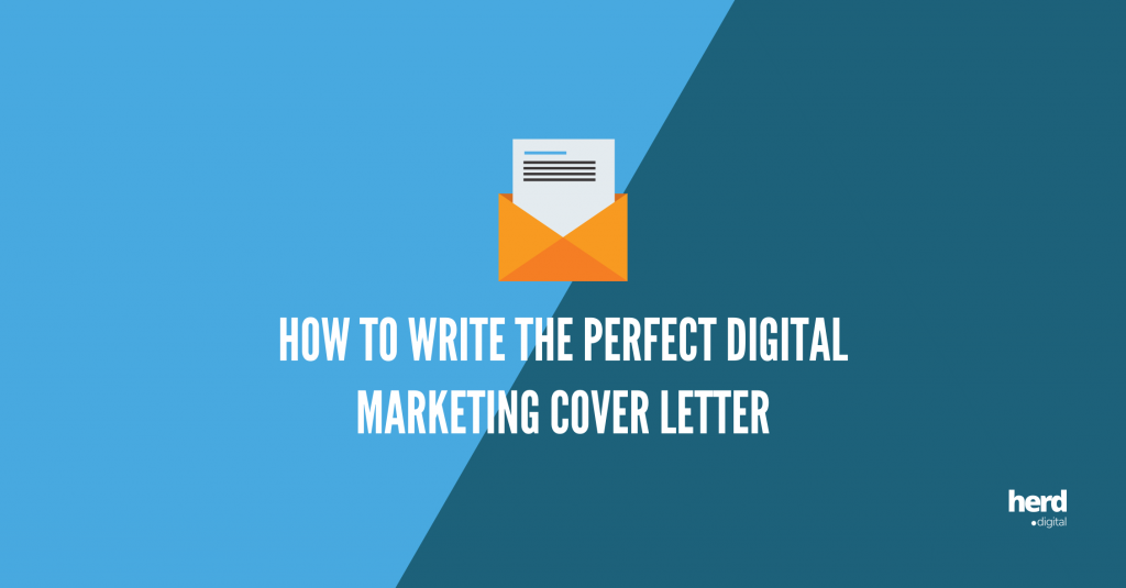 digital marketing cover letter